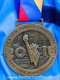 New York Medaille