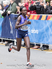 Mary Keitany siegt in New York
